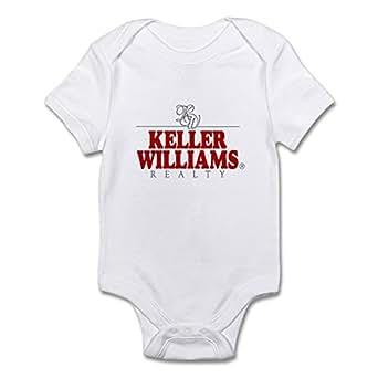 CafePress Keller Williams Infant Bodysuit - Cute Infant Bodysuit Baby Romper