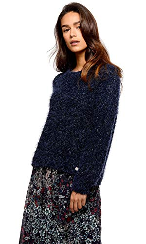 MENDOZA Bleu Pull fabricant Moon Banana Taille IPAMEE 38 EtC7gxnqw