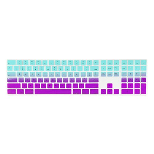 TOP CASE Silicone Keyboard Compatible