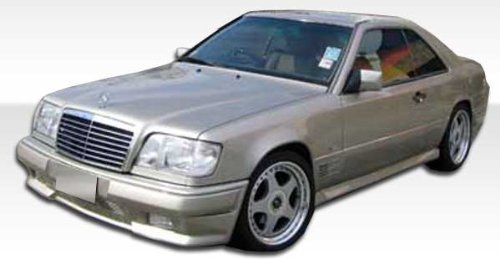 1986-1995 Mercedes Benz CE-Class 2DR W124 Duraflex AMG Style Kit - Includes AMG Style Front Bumper (105060), AMG Style Rear Bumper (105063), and AMG Style Sideskirts (105062). - Duraflex Body -