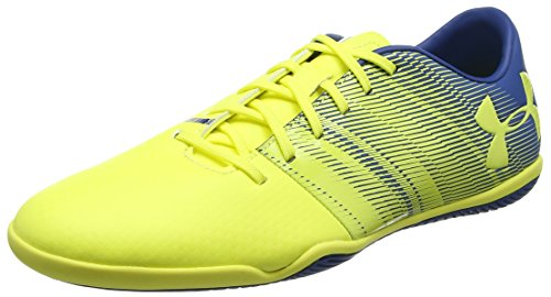 Under Armour Men's Ua Spotlight in Footbal Shoes Yellow (Tokyo Lemon) lW0DLnq