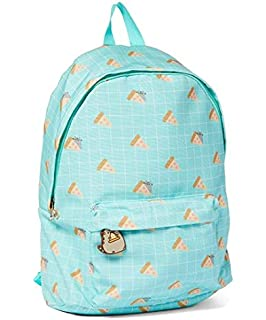 Pusheen Backpack (Mint Pizza)