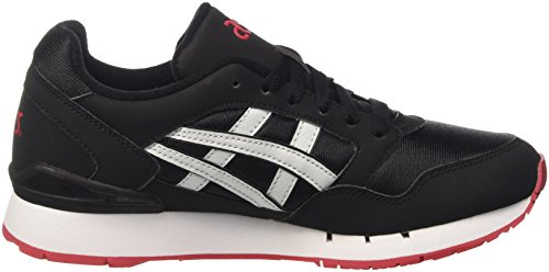ZZZ_Asics Gel-Atlanis, Chaussures de Course Mixte Adulte Nero (Black/Soft Grey)