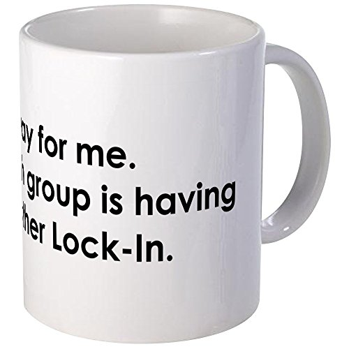 CafePress Youth Minister Mug Unique Coffee Mug, Coffee Cup
