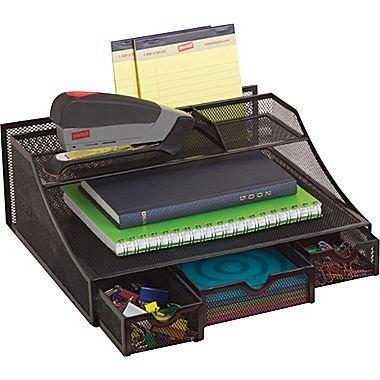 Black Wire Mesh Desk - Staples Black Wire Mesh Desk Bureau