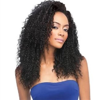 Outre Quick Weave Synthetic Half Wig - Bohemian Long-2 ()