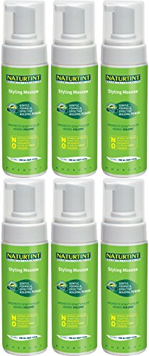 (6 PACK) - Naturtint - Styling Mousse | 150ml | 6 PACK BUNDLE by Naturtint