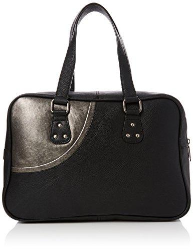 Portés Fly London Black Sacs X 4x25x39 Solo601fly Femme w L silver black H Main Cm AAZqt