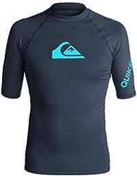 Quiksilver Men's All Time Short Sleeve T-Shirt