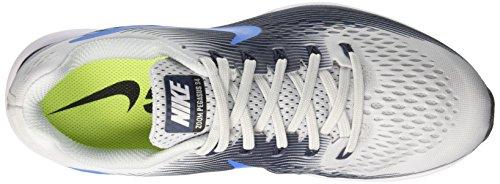 Orage Air Nike Pur bleu Uomo Scarpe Multicolore Photo platine Pegasus 34 Running noir Zoom bleu PUHPC