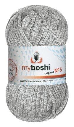 Myboshi No.5 silber