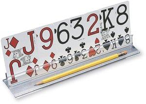 Holder, card, 15'', bag/4