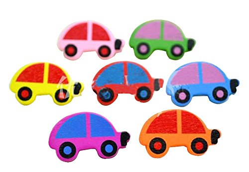 20 Pcs Cute Pushpin Push Pin Thumbtack Office Supplies (Png Car Magnet)