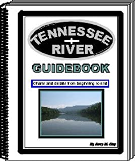 ohio river guidebook charts and details from beginning to end rh amazon com Green Clawed Beast Ohio River Ohio River Boating Map