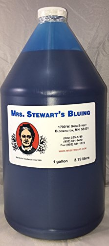Mrs. Stewart's Concentrated Liquid Bluing - Great for Lau...