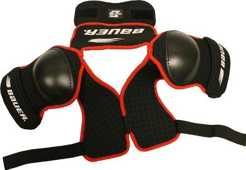 Bauer Junior Shoulder Pads (BAUER HOCKEY SHOULDER PADS YOUTH Size JR LARGE Lindros L88 Boys)