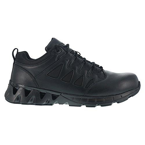 Reebok Herren Zigkick Tactical Oxford Schuhe Soft Toe - Rb4630 Schwarz
