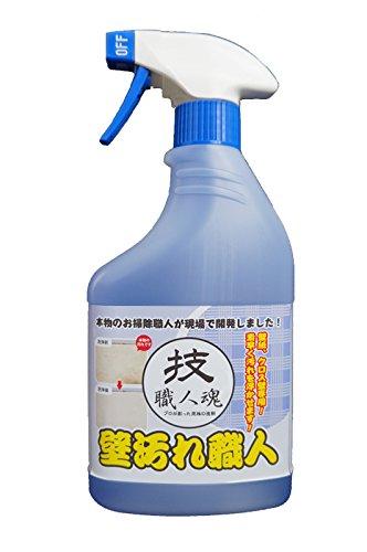 技?職人魂 壁汚れ職人 壁用洗剤 500ml