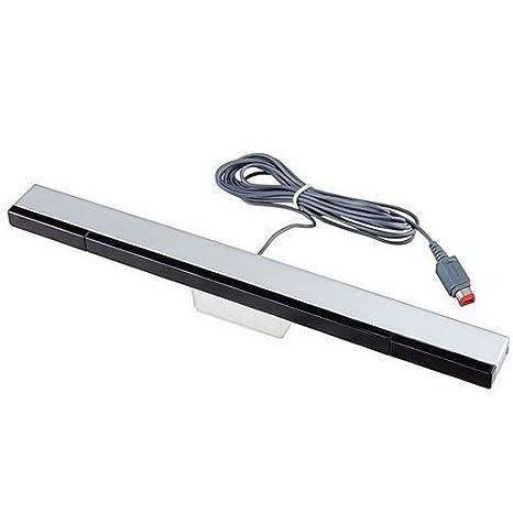 LED barra de sensor de movimiento rayos infrarrojos para Nintendo Wii U & Wii: Amazon.es: Electrónica