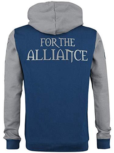 Vestiti Eleganti World Of Warcraft.Abbigliamento Merchandising Videogiochi World Of Warcraft Alliance