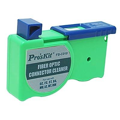 Pro'sKit FB-C010 Fiber Optic Connector Cleaner