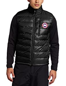 Canada Goose' Men`s Lodge Down Vest S - Redwood