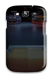 Faddish Phone Chevrolet Nascar Ss Race Car La Auto Show Case For Galaxy S3 / Perfect Case Cover