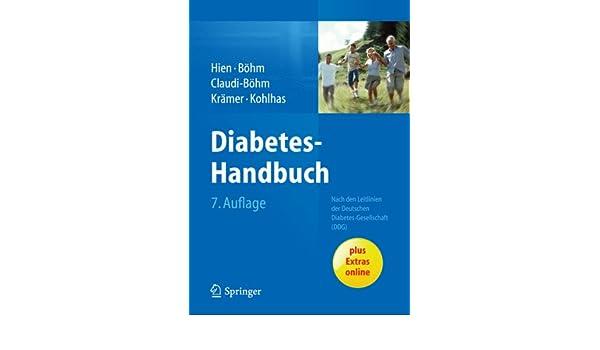 richtwerte diabetes 2