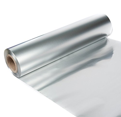 - SafePro 614R, Standard Commercial Foodservice Take Out Wrap Aluminum Foil, 18-Inch x 500-Feet Roll