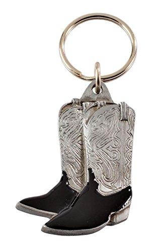 Western Express Men's Cowboy Boot Key Ring Multi One Size