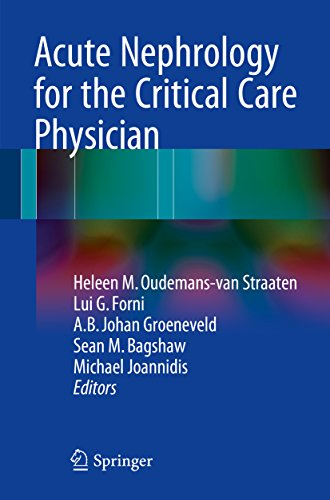 Acute Nephrology for the Critical Care Physician Pdf