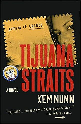 Tijuana Straits A Novel