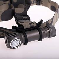 Zebralight H600c Mk IV 18650 XHP50.2 4000K High CRI Headlamp