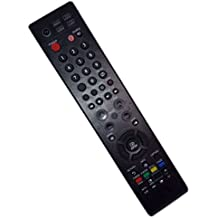 Replaced Remote Control Compatible for Samsung LNT3253HX/XAA PL42C91HPX/RCL LN32T71BD LNT4661F LNT4042H LN23R71BAXXAO LNT4681F Plasma LCD LED HDTV TV
