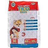 Tapete Higiênico Tico Pads 50 Unidades Tico Pads para Cães, 50 Unidades