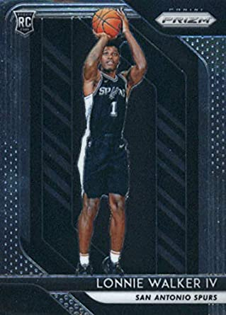 f594024ed87d 2018-19 Panini Prizm  251 Lonnie Walker IV RC Rookie San Antonio Spurs NBA