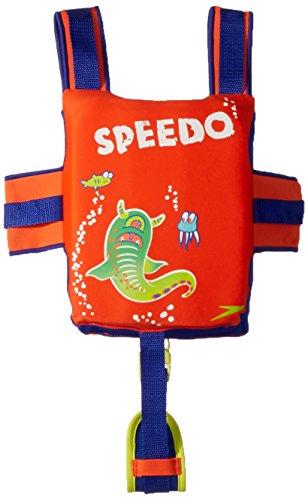 Speedo Kids 'Empezar a Nadar Flotador Coach, Naranja(Orange Crush), Una Talla
