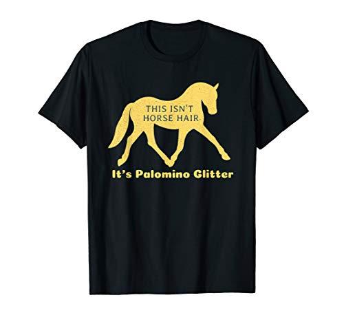 Palomino Horse T-Shirt - 8