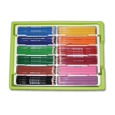 JOLLY Big Box Supersticks Delta, 12 Secondary Colors, 300 Pcs. 9500-0006