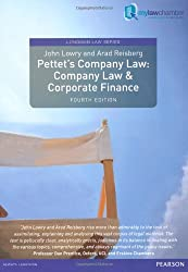Pettet's Company Law: Company Law and Corporate Finance (Longman Law Series)