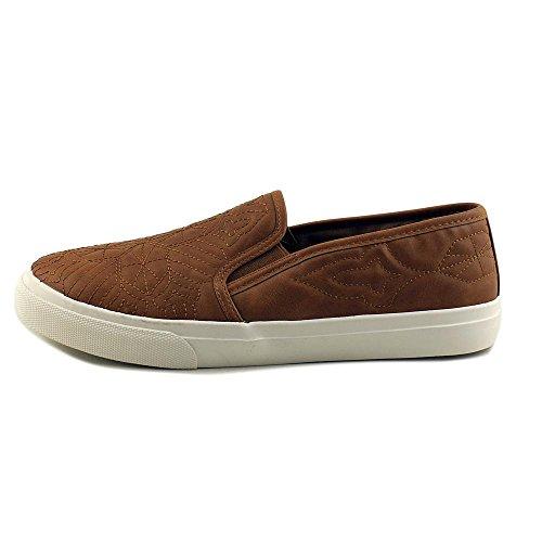 Inte Betygsatt Skor Kvinna Sloan Slip-on Sneakers Tan
