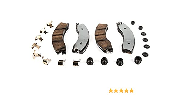Disc Brake Pad Set Rear ACDelco GM Original Equipment 171-1138