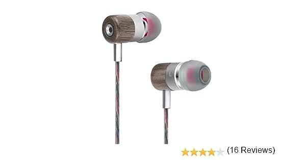 AUDBOS Dual Driver Auriculares Cascos In-ear Reducción del Ruido ...