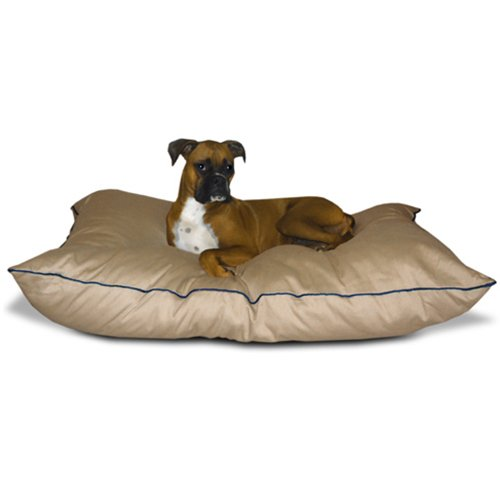 28x35 Khaki Super Value Pet Dog Bed By Majestic Pet Products Medium