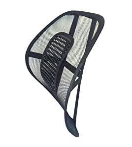 jackey awesome new car seat chair massage back lumbar support mesh ventilate. Black Bedroom Furniture Sets. Home Design Ideas