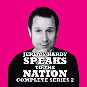 Jeremy Hardy Speaks to the Nation Radio/TV Program