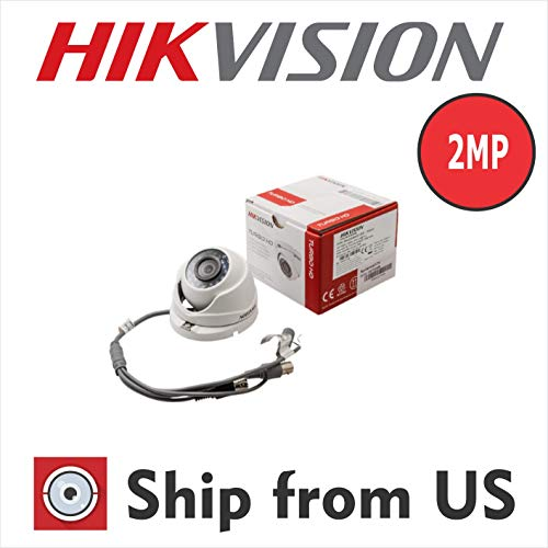 Hikvision 2MP Dome Camera DS-2CE56D0T-IRMF 1080P HD Analog IR 2.8mm