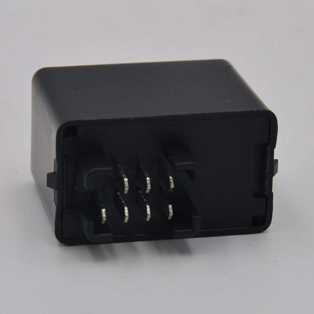 SM GSX Shiwaki Rel/è Lampeggiante A LED A 7 Pin Trun Lampeggiatore Lampadina Lampeggiante per Suzuki DRZ400S