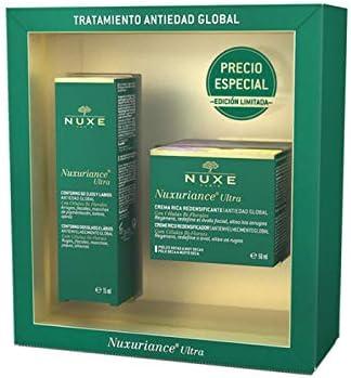 Nuxe - Estuche de regalo tratamiento antiedad global nuxuriance ultra: Amazon.es: Belleza