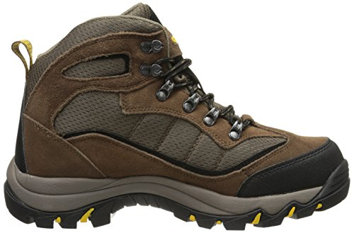 Men's 2018 Skamania New Waterproof Brown Tec Mid Gold Boot Hiking Hi qagHfwt